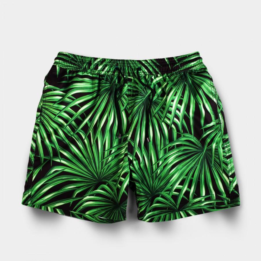 Palmtree Swim Shorts