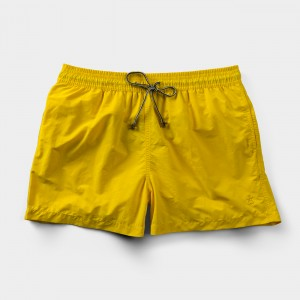 Essencial Yellow Swim Shorts Short Style