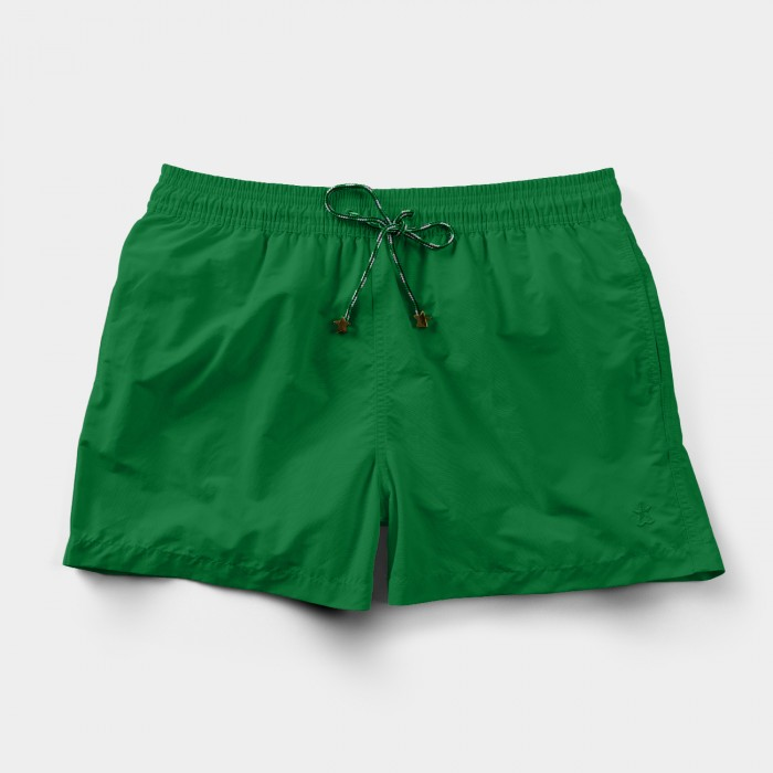 Essencial Green Swim Shorts Short Style