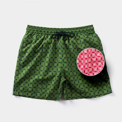 Fez Swim Shorts