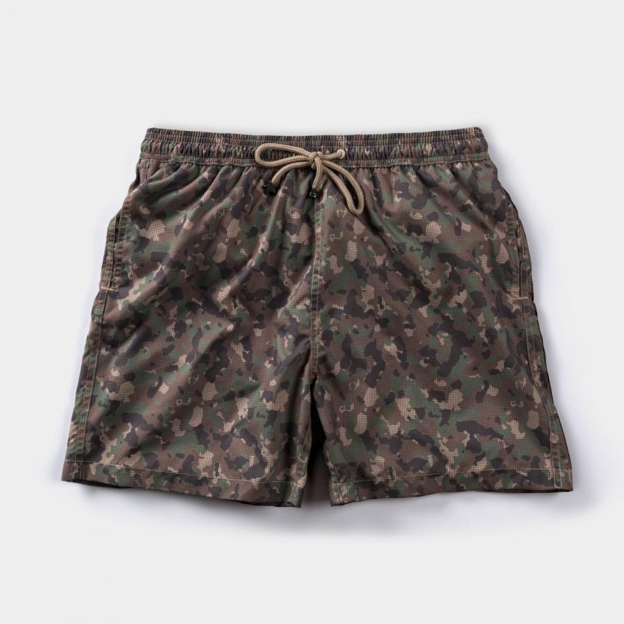 Camouflage Board Shorts