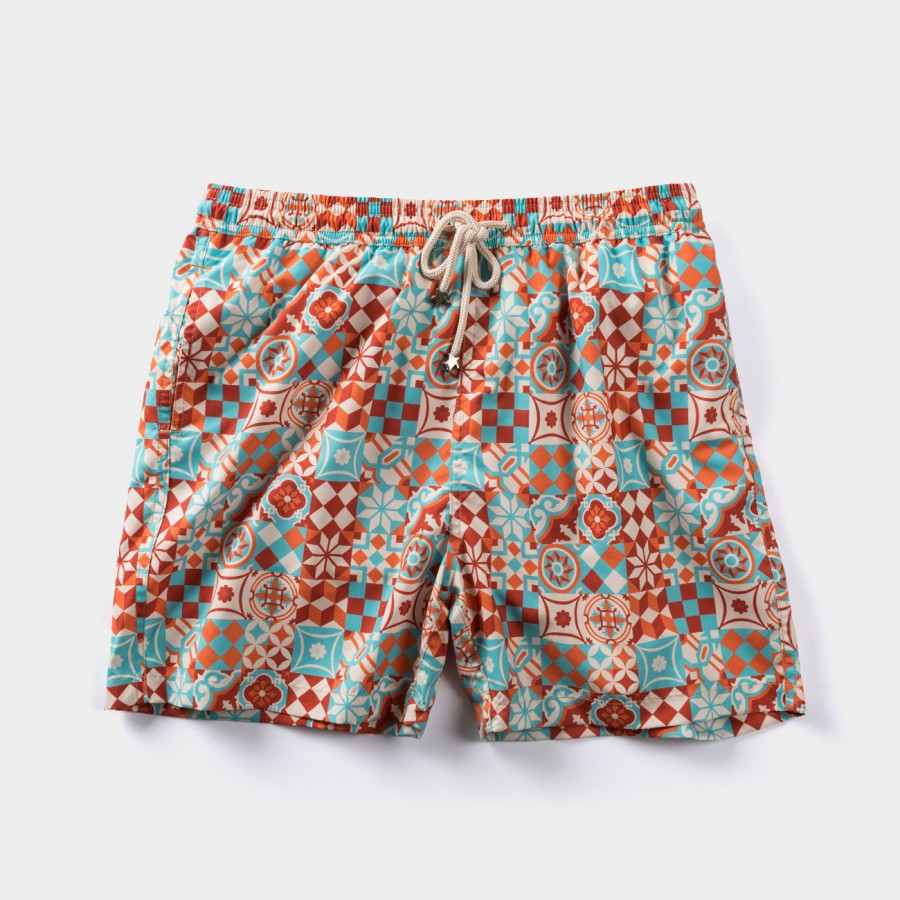 Caril Tile Board Shorts