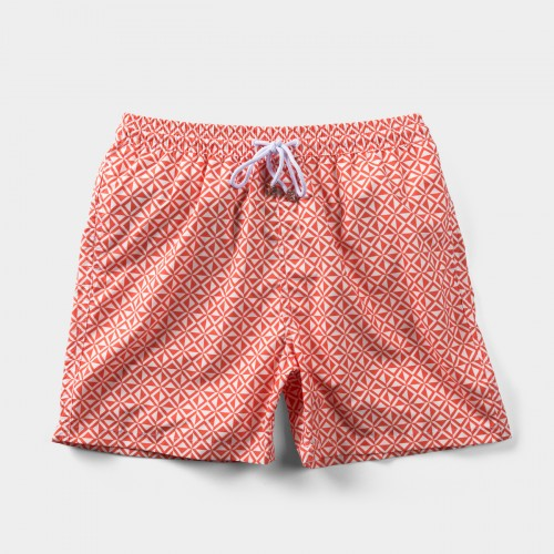 Tulum Tile Board Shorts