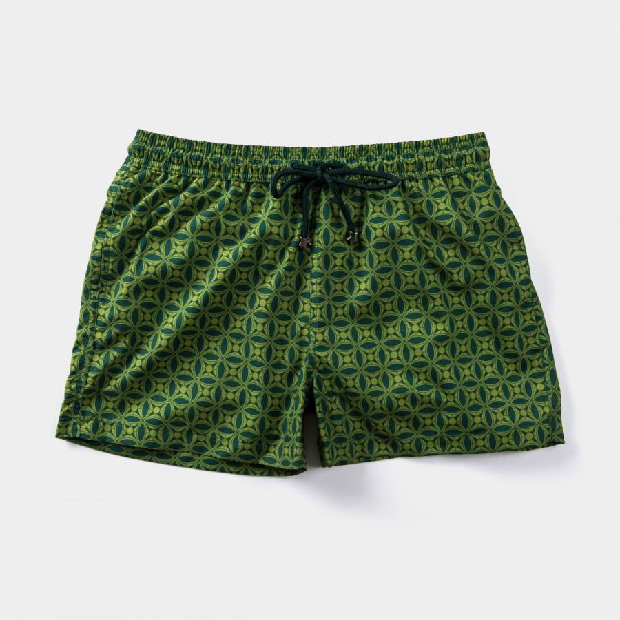 Fez Forest Swim Shorts