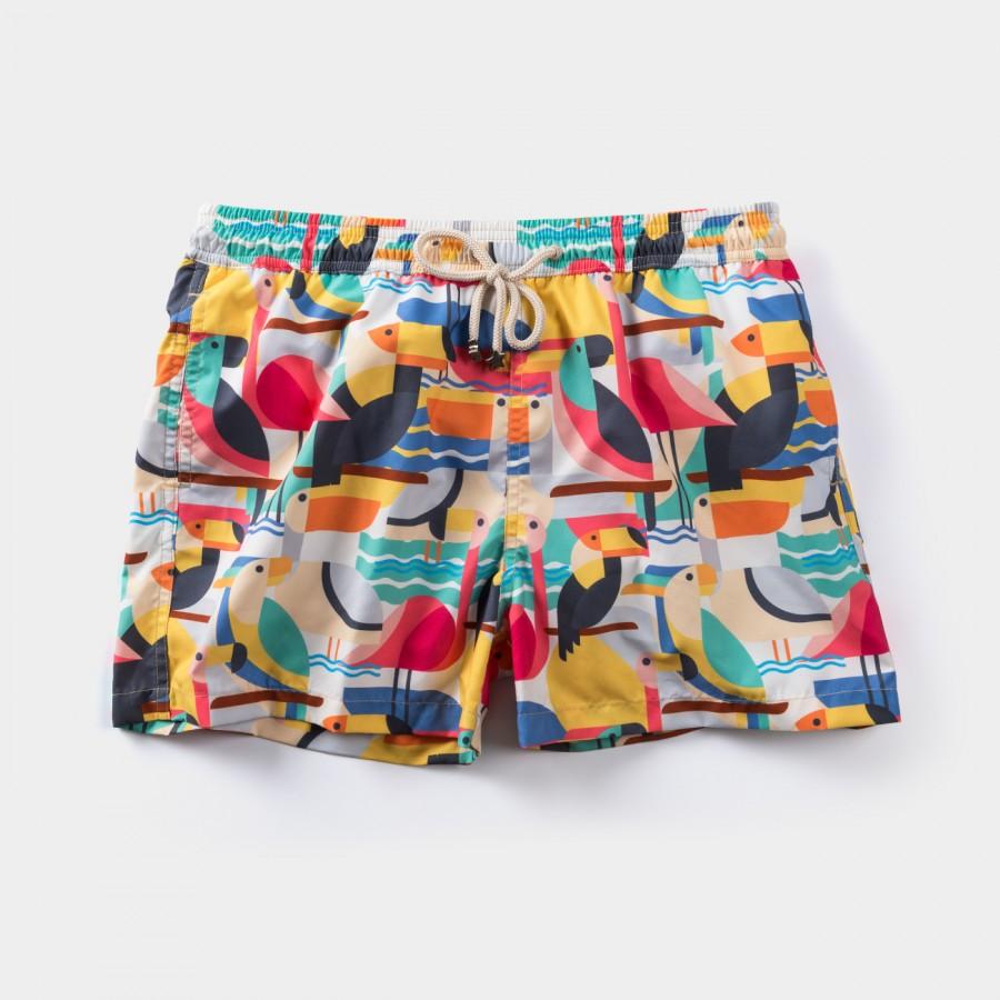 Tukã Swim Shorts