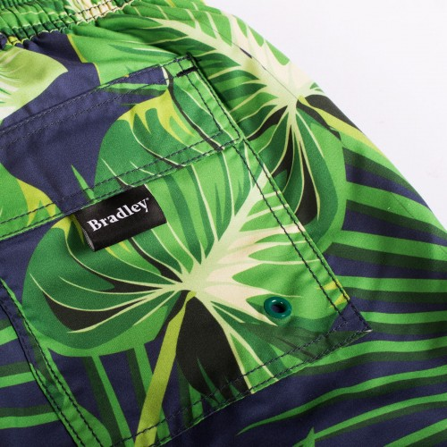 Tropical Blue Board Shorts