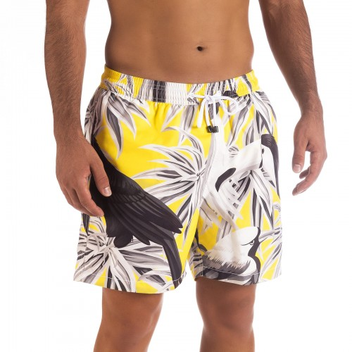 Tucano Yellow Board Shorts